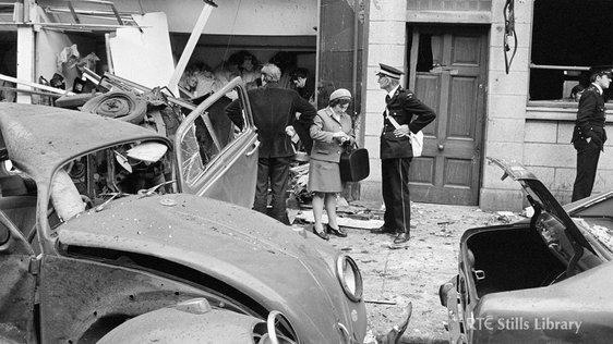 Taoiseach Reaction to Dublin and Monaghan Bombings