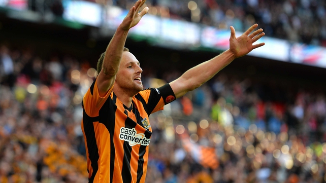 David Meyler: 'Nobody expected Wigan to win it last year but they made it difficult for Manchester City the whole game'