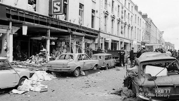 Dublin Car Bombs - Talbot Street