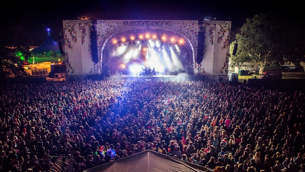 Win a double ticket to Electric Picnic with RTÉ Ten