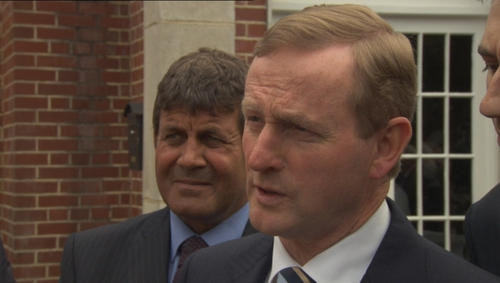"A spokesman for the Taoiseach described the reference to the meeting as a ""clerical error"""