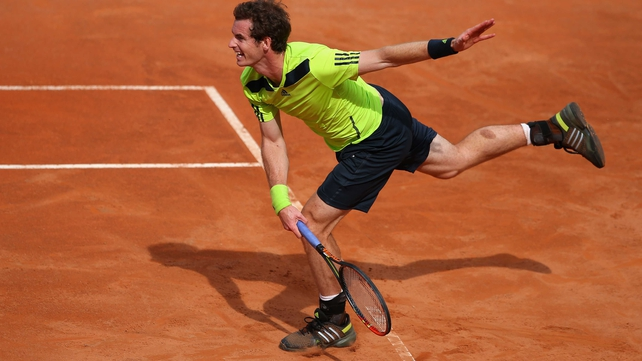 Andy Murray: 'I'd love to play against [Rafa] - it will be a great match for me with the French Open just around the corner'