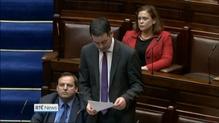 Sinn Fein's Pearse Doherty names latest garda whistleblower