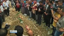 Funerals of victims of Turkish mine disaster take place