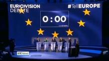 Final debate taking place among candidates for European president