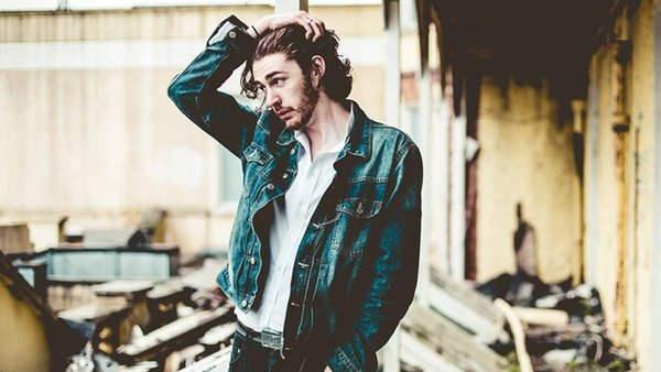 Listen to two songs from Hozier's Spotify session at SXSW 2014