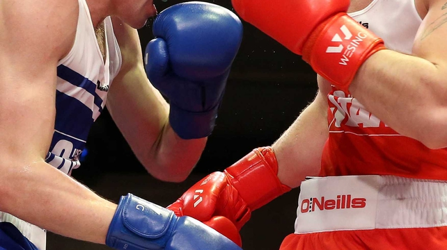 Ginty into Olympic Youth final