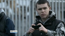 Teenage Love/Hate star shot in Dublin