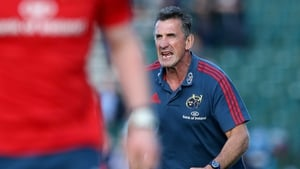 Rob Penney spent two seasons in charge of Munster