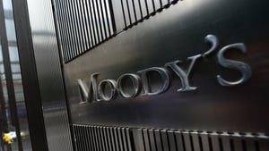 Capital market conditions for the Irish banks have materially improved, Moody's said