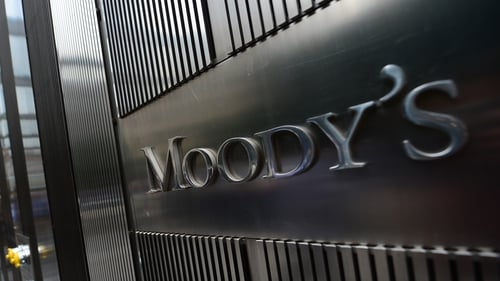 Moody's said it is keeping the Government of Ireland's long-term issuer rating at A2