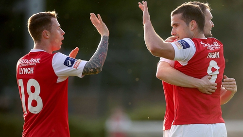 St Patrick's Athletic travel to Poland to face Legia Warsaw at Pepsi Arena in the first leg of their Champions League qualifier