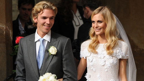 James Cooke and Poppy Delevingne wed in London