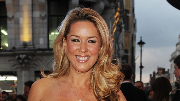 Claire Sweeney is to become a mum for the first time