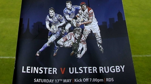 Leinster or Ulster will meet Glasgow in the final