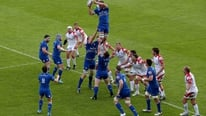 Post-match reaction as Leinster beat Ulster, includes interviews with Ian Madigan, Matt O'Connor and Jamie Heaslip