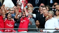 Arsenal edge Hull to land FA Cup at Wembley