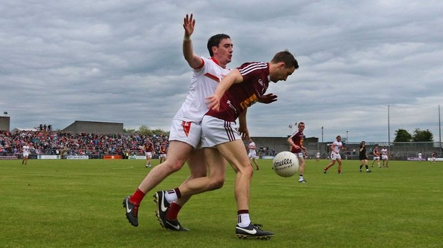 Louth are through to meet Kildare after beating Westmeath in Mullingar