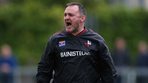 O'Rourke in his time as Louth boss
