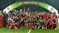 Bayern complete German double with cup win
