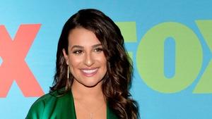Lea Michele has denied a fight with Glee co-star Naya Rivera