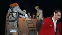 Major relief effort under way after Balkan flooding