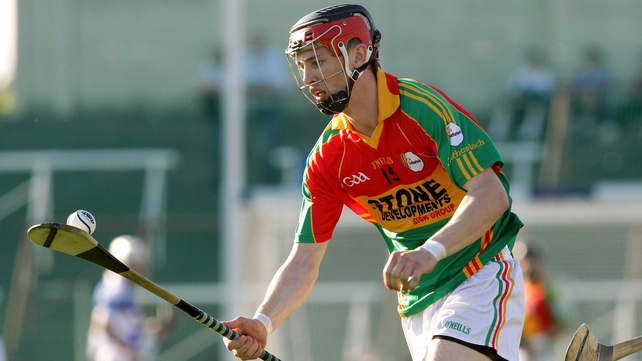 Denis Murphy scored some crucial frees for Carlow