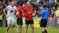 Martin McHugh's assess the drawn clash of Tyrone v Down and feels that Gaelic football may now require two referees