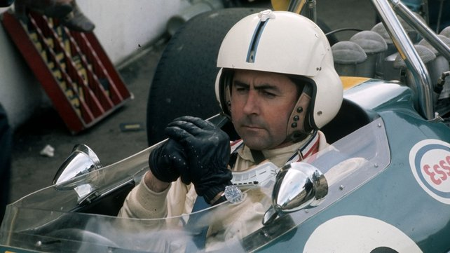 Jack Brabham won three Formula 1 world titles