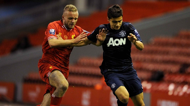Ryan McLaughlin (L): 'I know where I want to be and that is Liverpool'