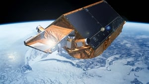 The observations were carried out by the European Space Agency's CryoSat satellite (Pic: ESA-P Carril)