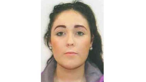 Kellie McCauley has been found safe and well