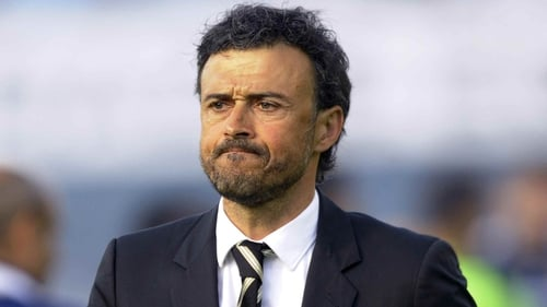 Luis Enrique is the new manager of Barcelona