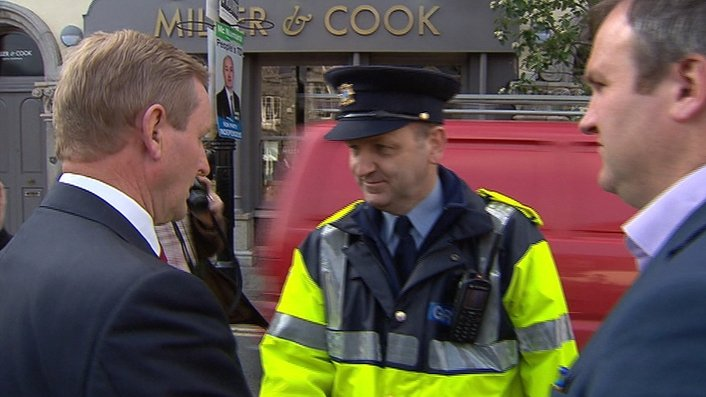 Senior Gardaí to meet whistleblower over latest penalty point allegations