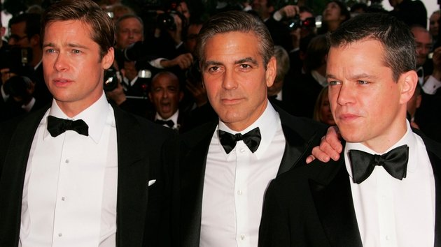 Brad Pitt will also be at Clooney's wedding this September