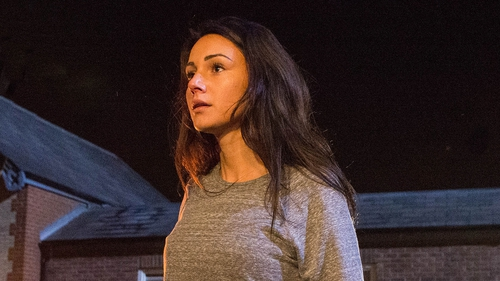 Tina met a grisly end on last night's Coronation Street