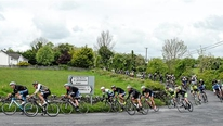 Brothers David and Cormac McCann speak about managing different teams at An Post Rás