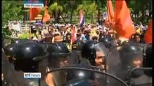 Army in Thailand declares martial law