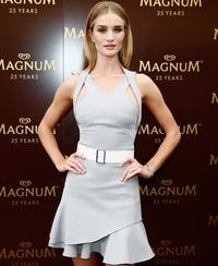 Huntington-Whiteley dazzles at Magnum short film premiere