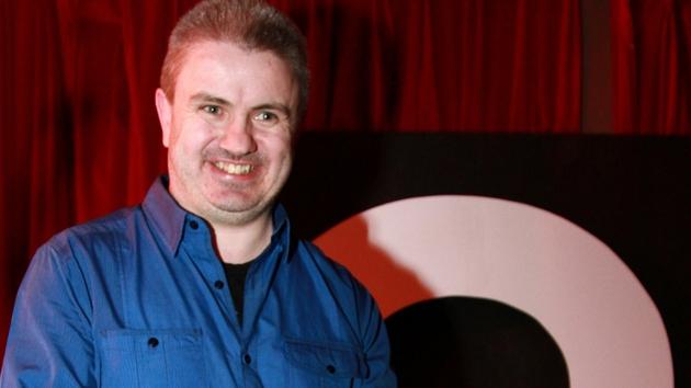Simon Maher of 8Radio