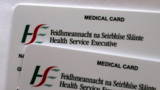 Discretionary medical cards