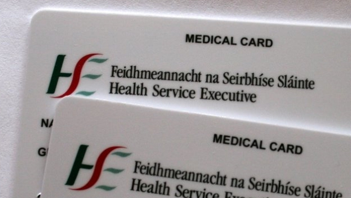 Minister 'has got to show leadership' over medical cards