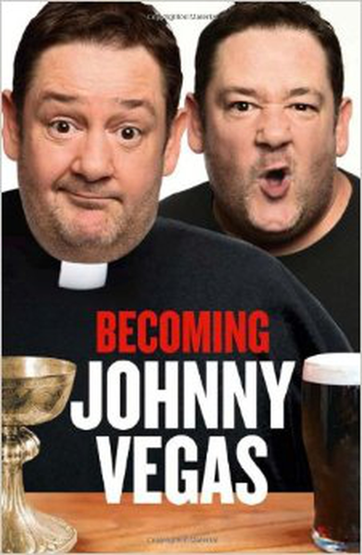 Johnny Vegas, comedian