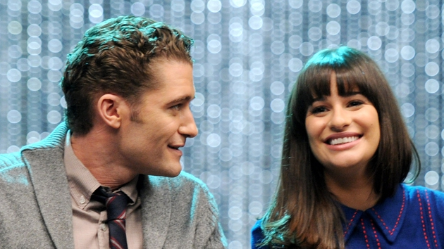 Lea Michele confirms she dated Matthew Morrison for a 'broadway beat'