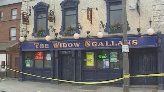 Loyalist Attack on Widow Scallan's Pub in Dublin