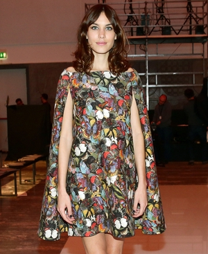 Alexa Chung will debut her own range of nails polishes by Nails Inc. in August.
