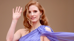 "Chastain - Spoke of a ""really special"" day"