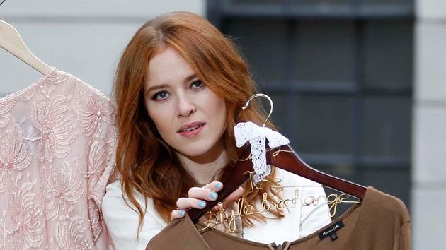 Angela Scanlon launches a new fun fashion craze