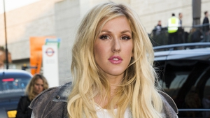 Ellie Goulding would love to work with David Attenborough