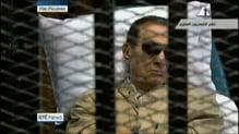 Hosni Mubarak sentenced to three years in prison